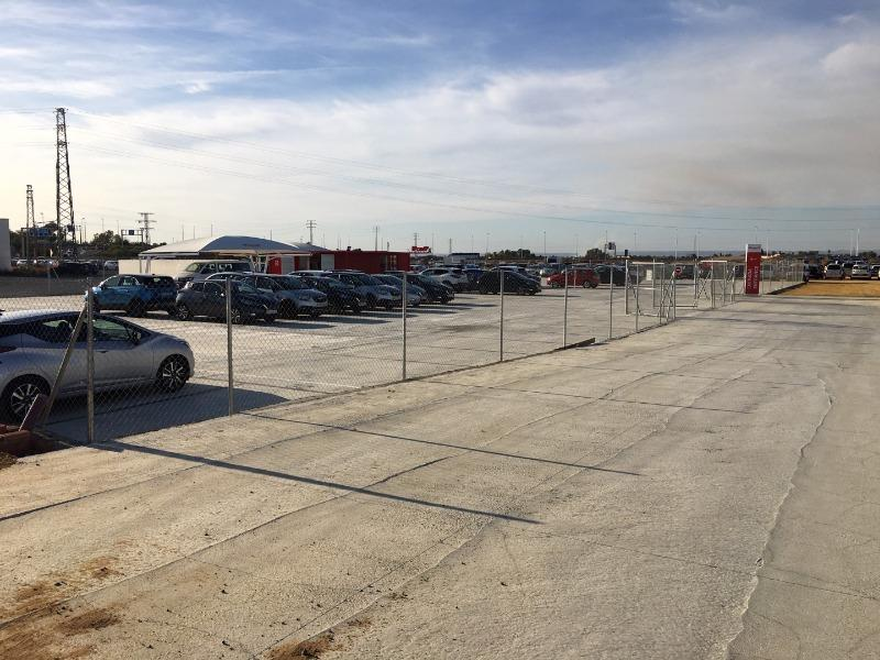 BRACO PARKING VIP BAJO COSTE AEROPUERTO